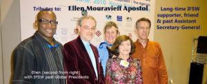 Tributes to Ellen Mouravieff Apostol