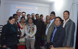 Participants of the sharing programme