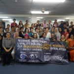 MASW/IFSW-AP Disaster Workshop In Malaysia