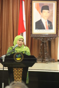 Minister of MOSA