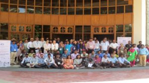 Group photo of attendees