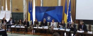 Romanian Social Workers meet with Minister of Labour to develop anti-poverty startegy