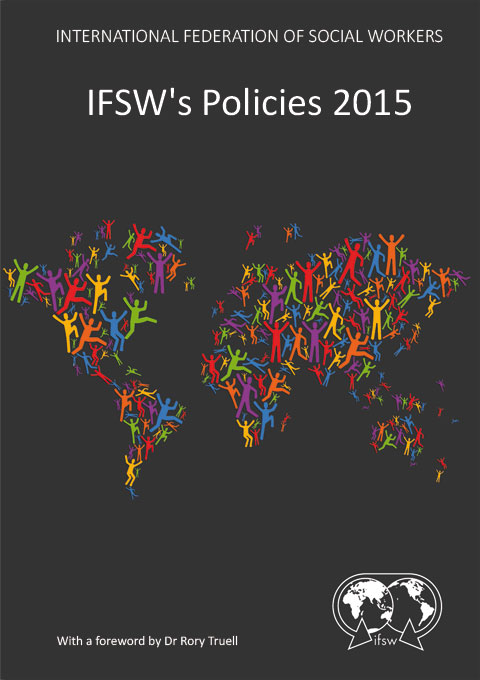 IFSW's Policies 2015 (Paperback)