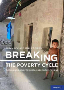 Breaking the poverty cycle book cover