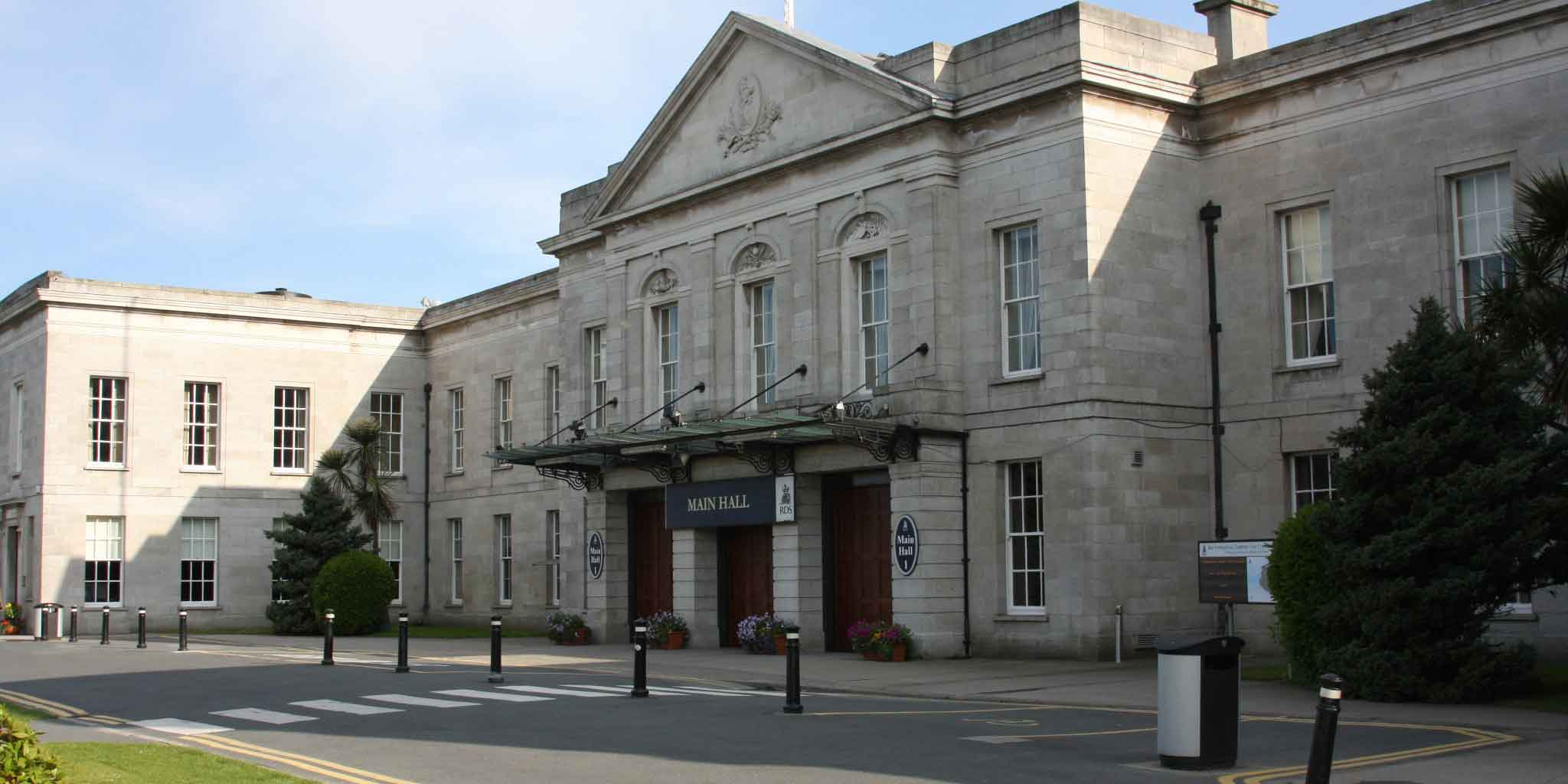 royal dublin society venue