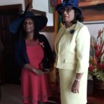 Grenada Association of Professional Social Workers Congratulates Mrs. Ann Greaves in Receiving the Queen's Award