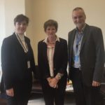 IFSW Meets with UN Office for Human Rights