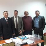 Palestinian Social Workers Meet With Minister to Discuss the Creation of a New Law Supporting Social Work