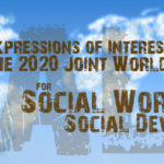 Call for Expressions of Interest to host the SWSD2020 Conference