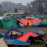Social Workers in Nepal Earthquake Rescue
