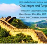 Asia-Pacific Joint Regional Social Work Conference