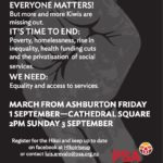 Social Workers in Aotearoa / New Zealand Take Action