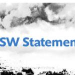 BASW statement on Gaza