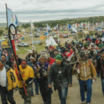 NASW (US) supports Standing Rock Sioux Tribe's protest against pipeline project