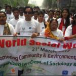 World Social Work Day 2017 A Massive Success