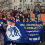 IFSW Member in the UK: 'Austerity's effects are driving social workers to tears – it's why we must protest'
