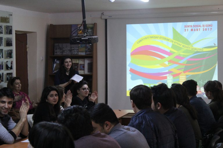 World Social Work Day 2017 in Azerbaijan