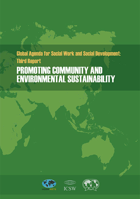 Global Agenda for Social Work and Social Development: Third Report front cover