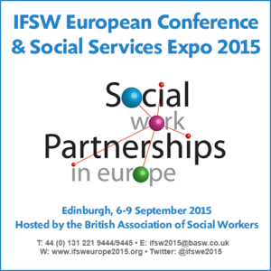 IFSW European Conference & Social Services Expo 2015