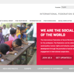 IFSW is delighted to launch a new website