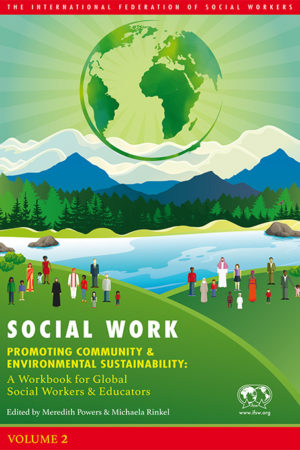 Social Work Promoting Community and Environmental Sustainability Volume 2 book cover