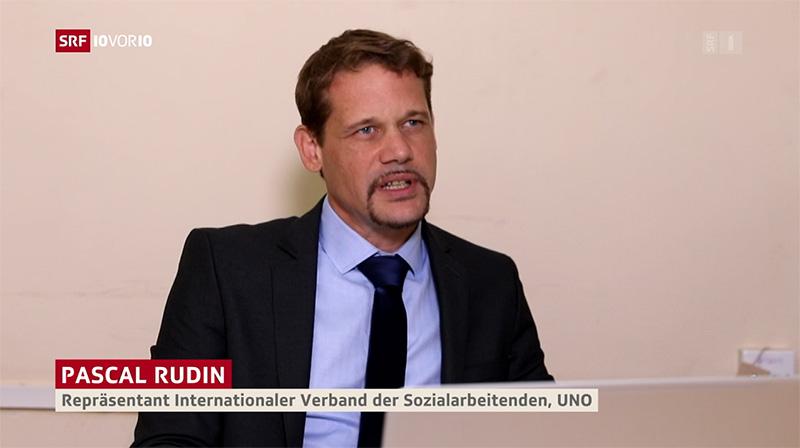 Pascal Rudin, SRF Interview
