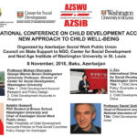 International Conference on Child Development Accounts: New Approaches to Child Well-Being