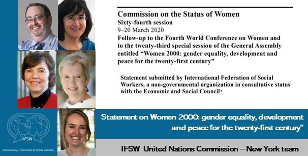 2019UN_CommissionWomen 2000: gender equality, development and peace for the twenty-first century