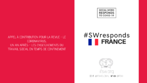 IFSW France report covid19